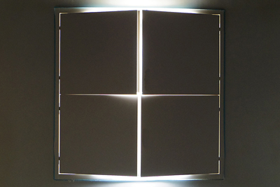 バラガン窓