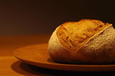 自家製酵母の手づくりパン